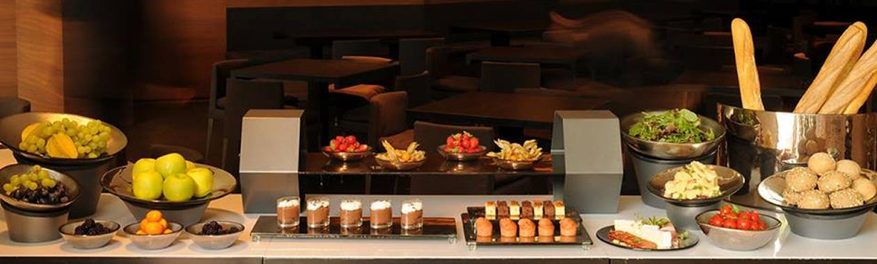 弊社の食器をお取り扱いの海外ホテル・レストランページのタイトル画像